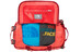 The North Face Base Camp Duffel XS melon red/calypso coral
